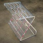 espositore plexiglass