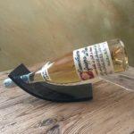 Espositore-per-bottiglia-in plexiglass personalizzabile