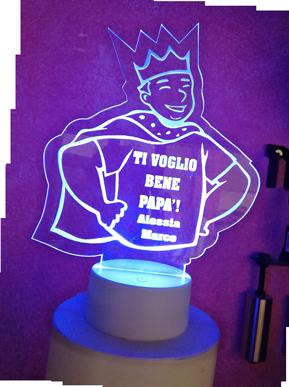 lampada led pagy